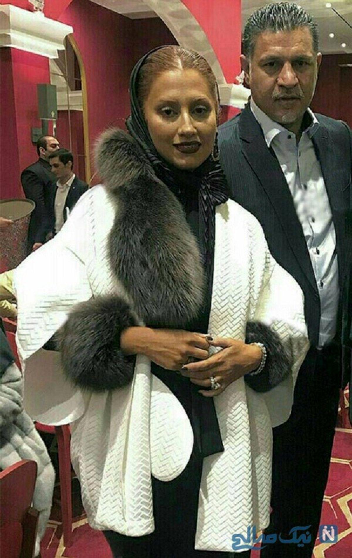 همسر علی دایی