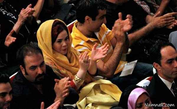 ملیکا-شریفی-نیا-در-کنار-همسرش