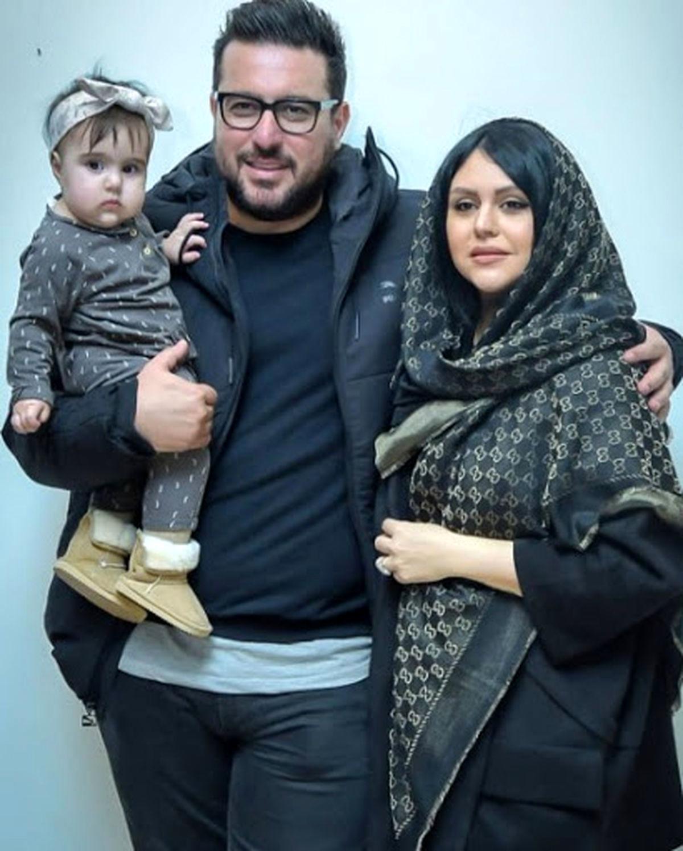 محسن کیایی در ماشین لاکچری + عکس