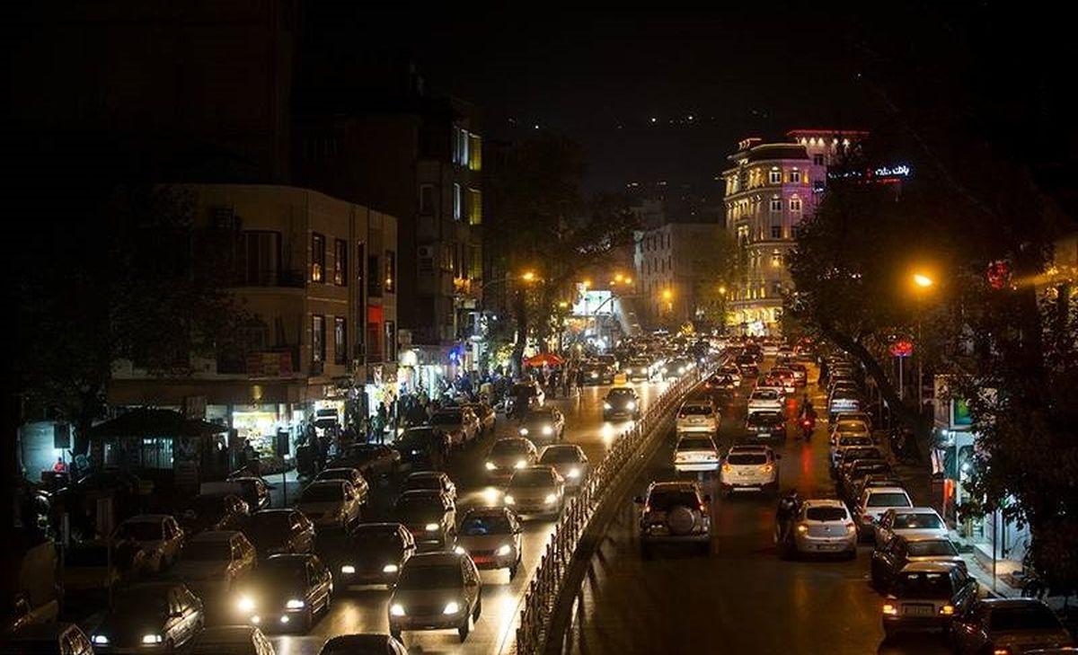 ماجرای خاموش شدن چراغ خیابان ها در شب + جزئیات