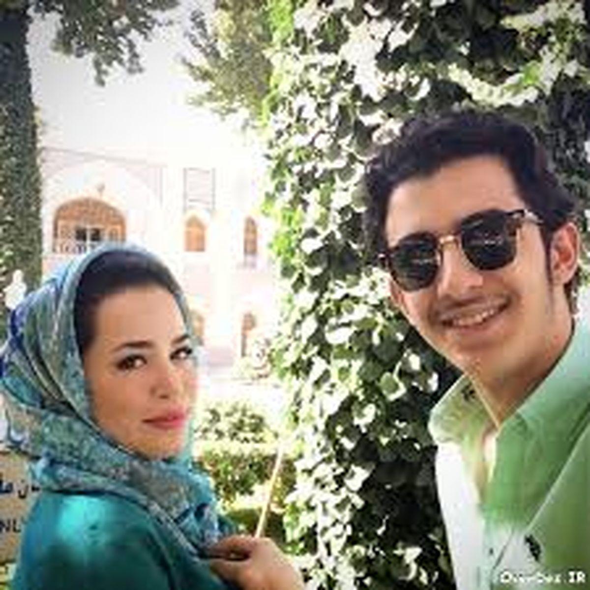 ملیکا شریفی نیا از همسرش طلاق گرفت + علت طلاق