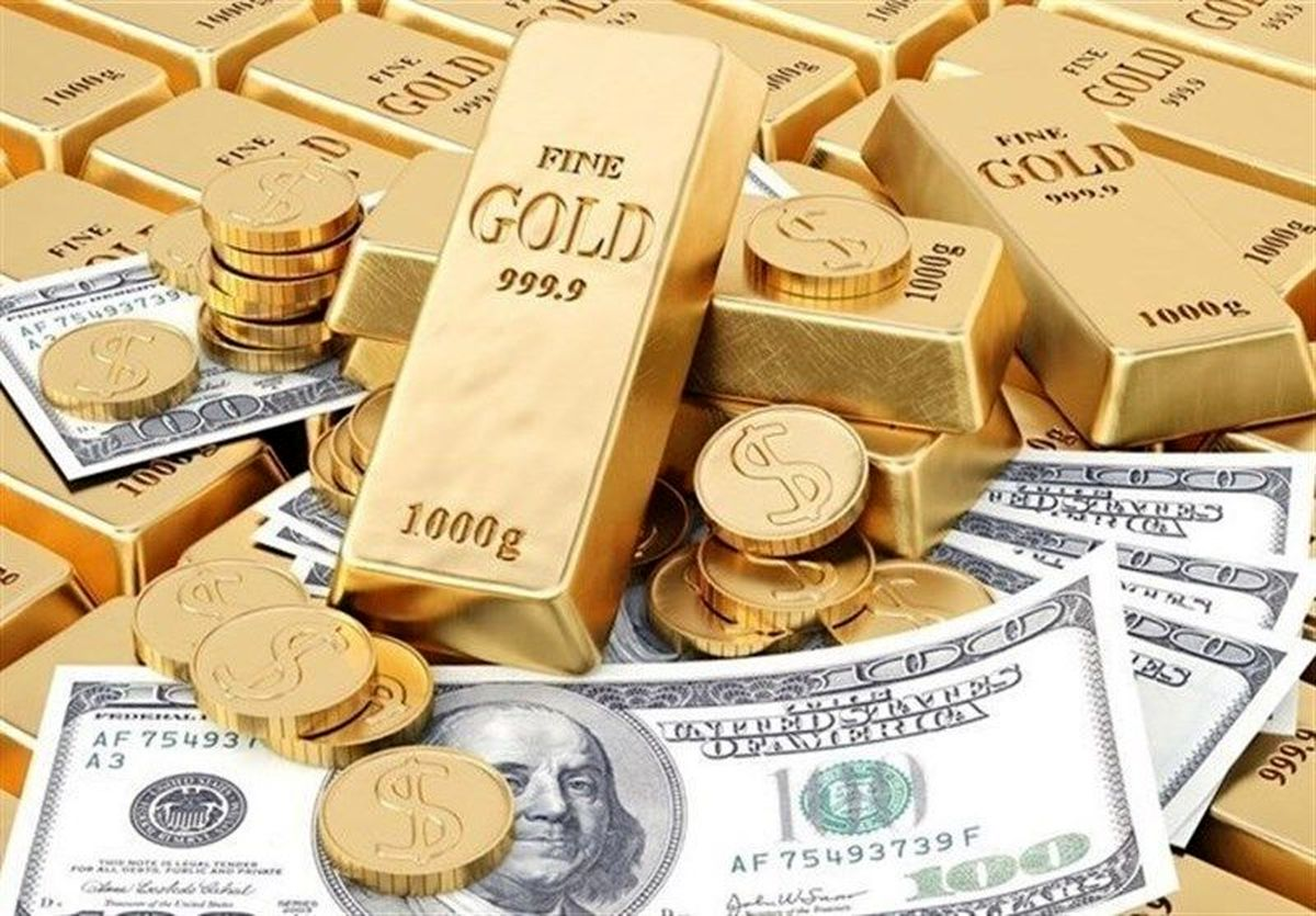نرخ ارز دلار سکه طلا یورو | چهارشنبه 17 دی | 99/10/17