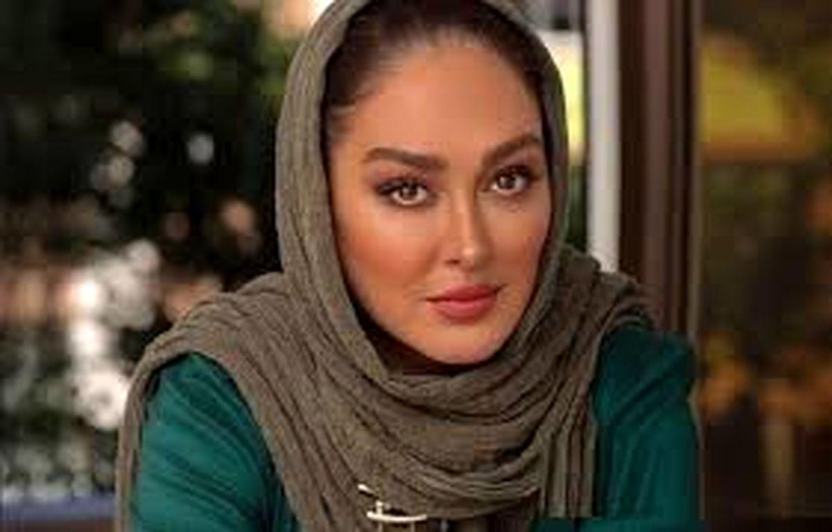 ابراز علاقه بازیگر معروف به همسر دوم الهام حمیدی + فیلم جنجالی