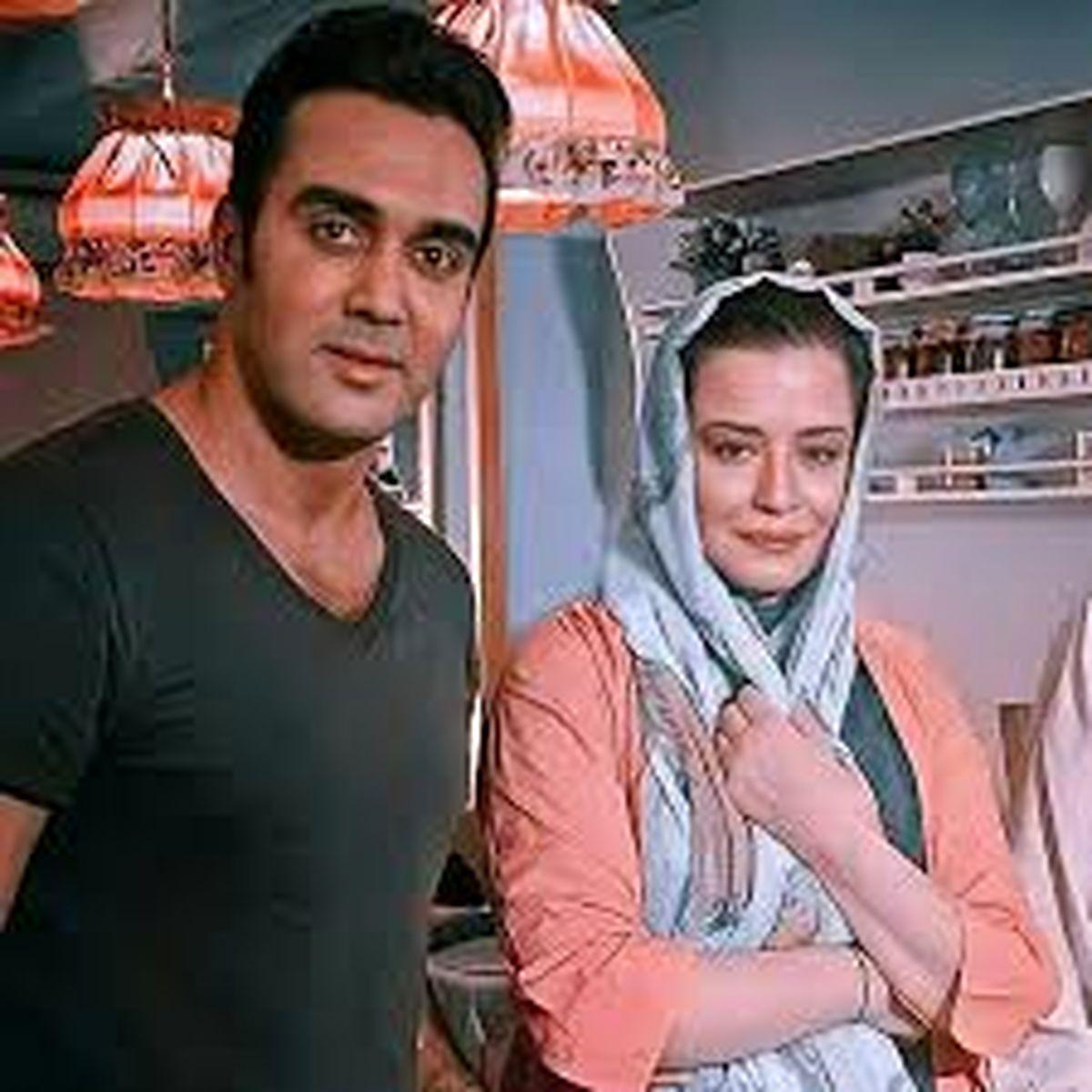 مراسم ازدواج مهراوه شریفی نیا + عکس جنجالی