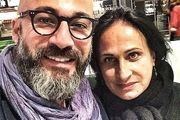 ماجرای عجیب ازدواج امیر اقایی + تصاویر