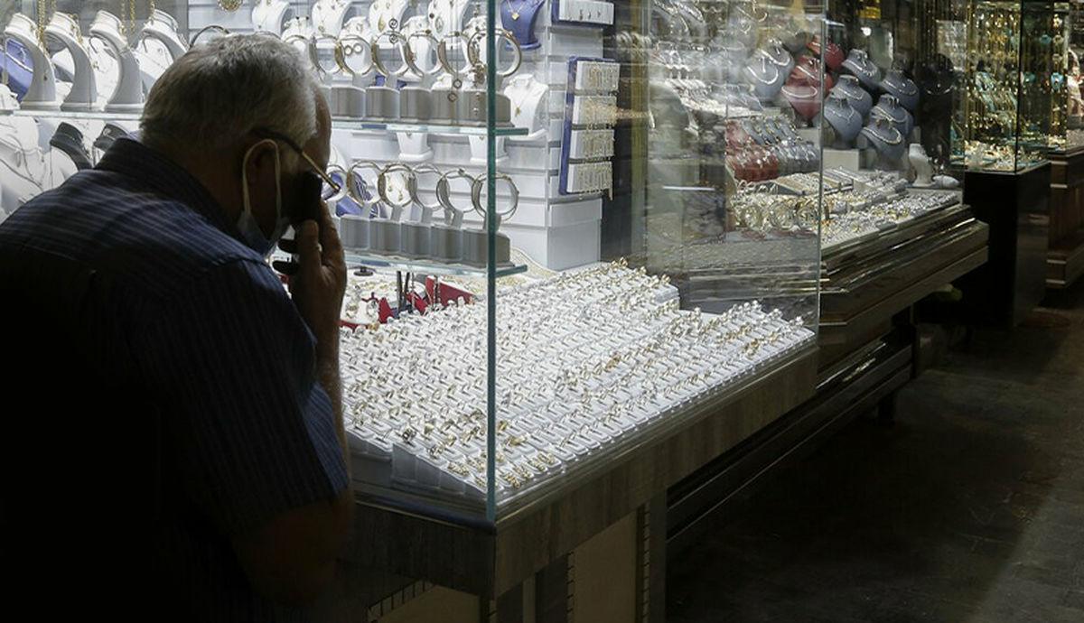آخرین قیمت طلا در شب عید
