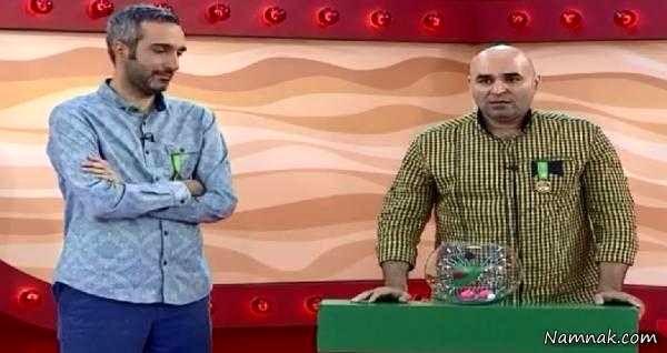 امیرمهدی ژوله و علی مسعودی