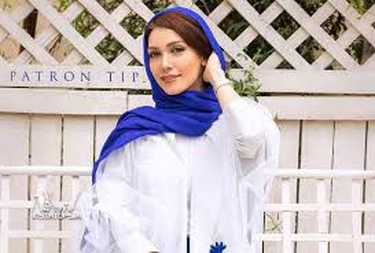 تیپ خفن شهرزاد کمال زاده + عکس