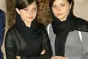 محسن تنابنده ازدواج سارا و نیکا را لو داد + فیلم لورفته