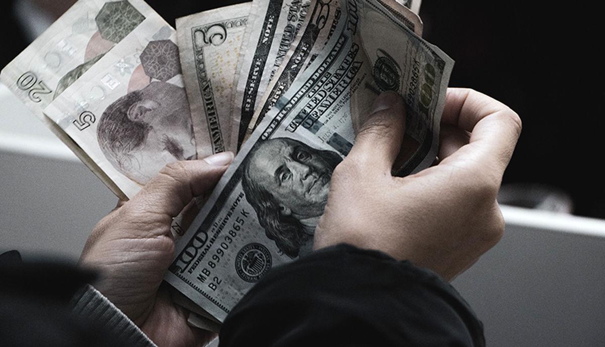 قیمت روز دلار چهارشنبه 10 دی + جدول