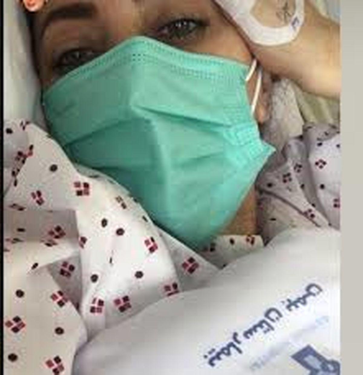 ماجرای خودکشی نفیسه روشن غوغا به پا کرد / چرا نفیسه روشن در بیمارستان است ؟ + فیلم