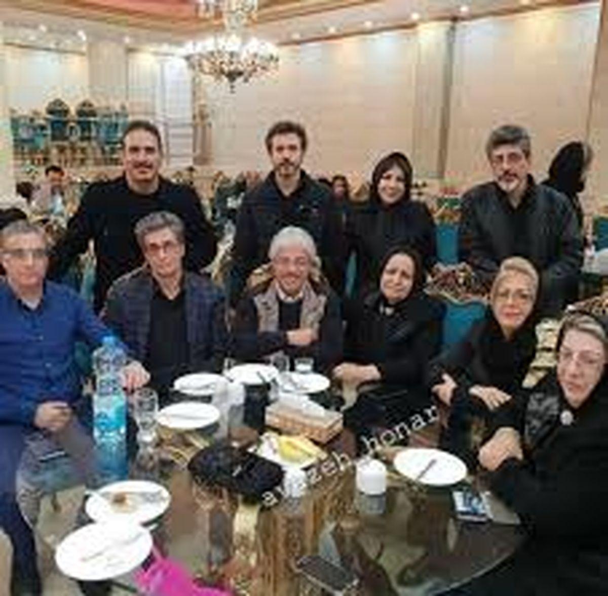 خانه لاکچری بازیگر معروف پایتخت + عکس
